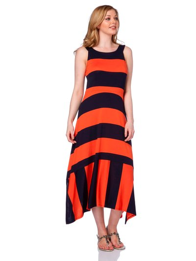 Roman Originals stripe jersey dress