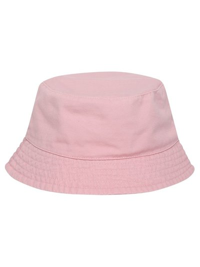 Twill bucket hat (newborn-24mths)