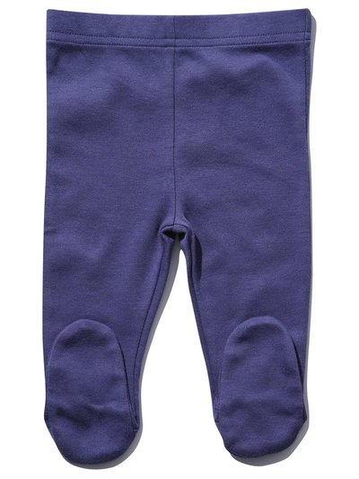Leggings with feet (Tiny baby - 18 mths)