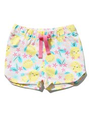 Pineapple shorts (3 - 12 yrs)