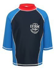 Surfer rash guard swim top