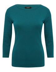 Spirit three quarter sleeve plain top