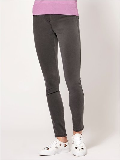 Lift and shape jeggings