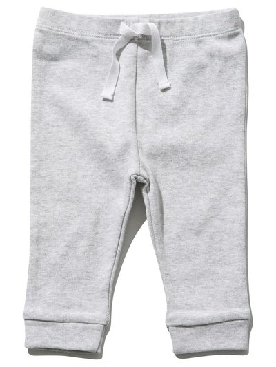 Grey joggers (Newborn - 18 mths)