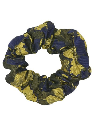 Muse Jacquard Hair Scrunchie