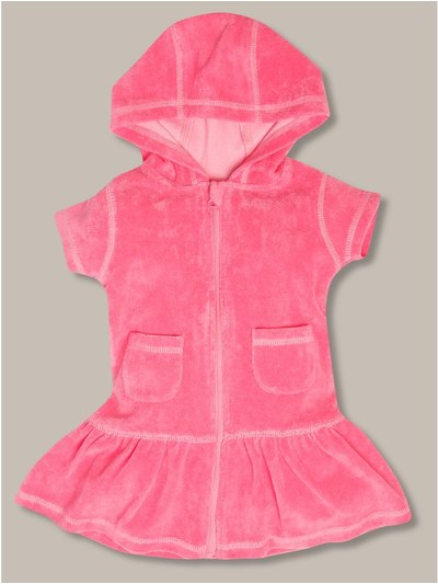 Towelling dress (9mths-5yrs)