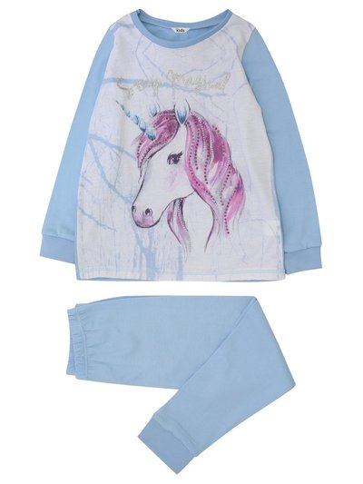 Diamante unicorn pyjamas (2-12yrs)