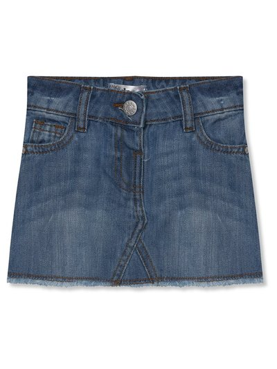 Denim skirt (9mths-5yrs)