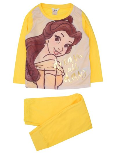 Disney Princess Belle pyjamas (3-8yrs)
