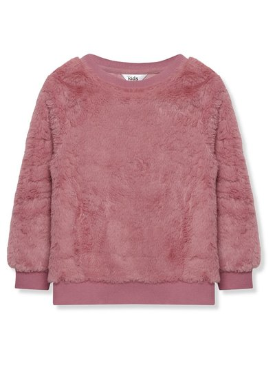 Fleece sweatshirt (3 - 12 yrs)