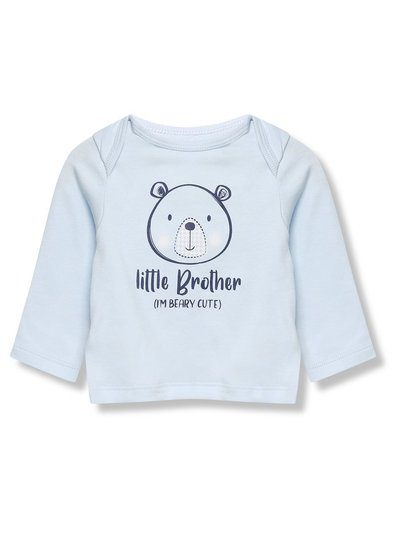 Little brother t-shirt (Tinybaby-18mths)