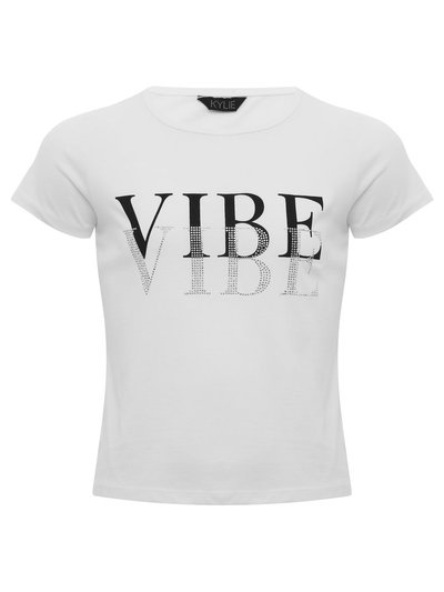 Teen vibe diamante t-shirt