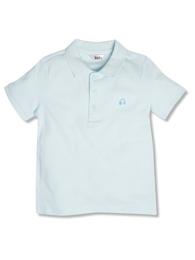 Embroidered polo shirt (3-12yrs)