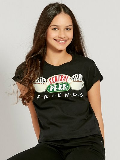 Teens' Central Perk Friends t-shirt