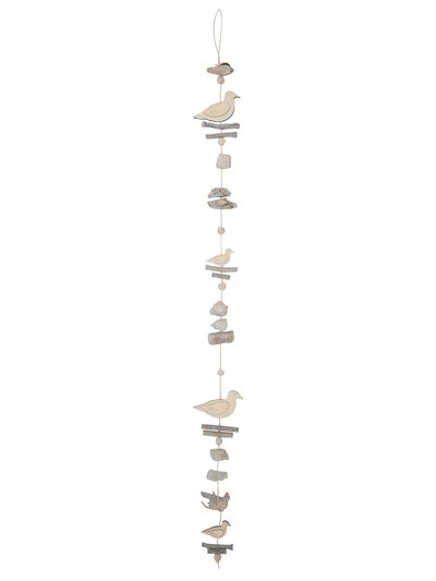Sea bird hanging decoration