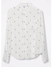 Khost Clothing lightning bolt print shirt