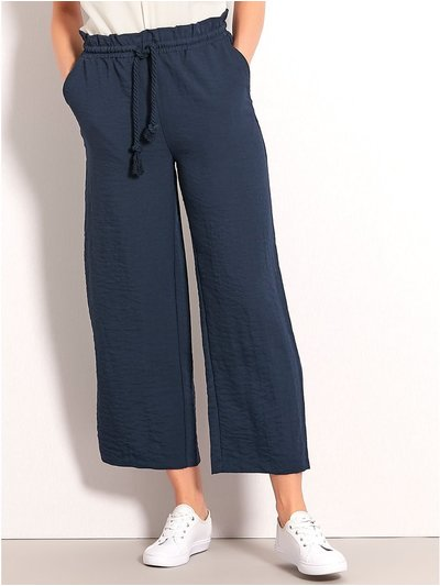VILA paperbag trousers