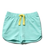 Plain jersey shorts (3 - 12 yrs)