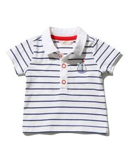 Embroidered polo shirt (0 mths - 4 yrs)