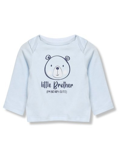 Little brother t-shirt (Tiny baby - 18 mths)