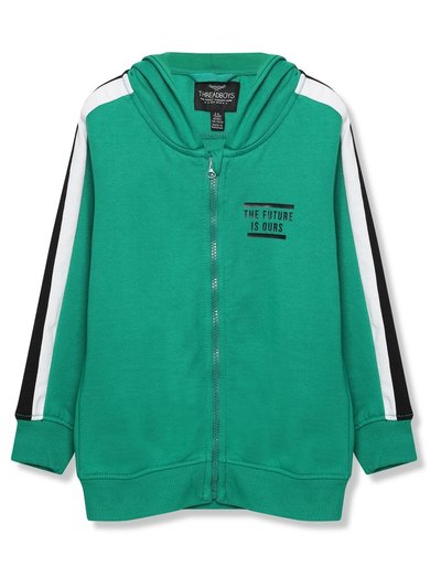 Threadboys stripe hoodie (5 - 13 yrs)