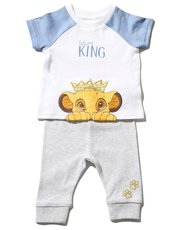 Disney Lion King top and joggers set (Newborn - 2 yrs)