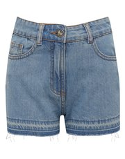 Teen denim shorts
