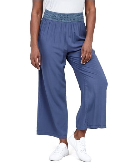 Izabel Curve wide leg trousers