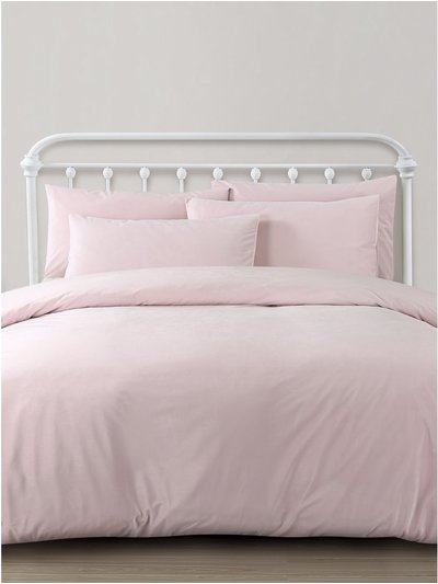 Velour duvet set