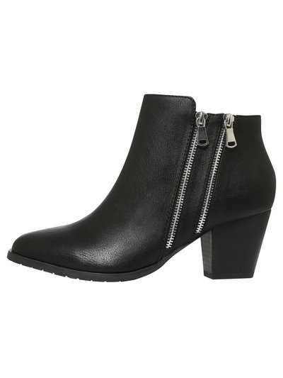 Award double side zip boot