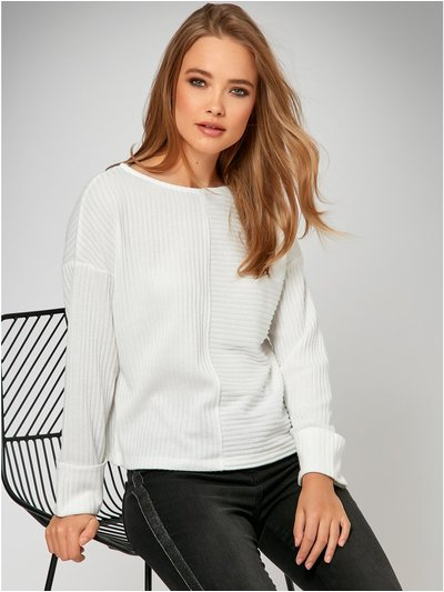 Sonder Studio ribbed top