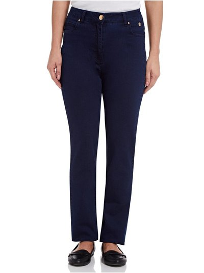 Penny Plain straight leg denim jeans