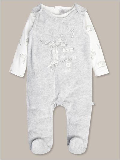 Guess How Much I Love You outfit set (Newborn-9mths)