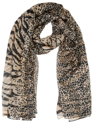 Animal lightweight scarf