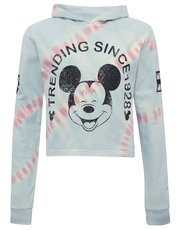 Teens' Mickey Mouse tie dye hoody