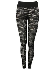 Training Zone printed leggings
