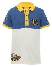 JCB polo shirt