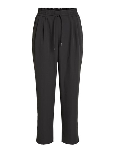 VILA cropped trousers
