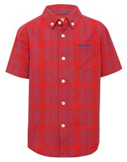 Firetrap red check shirt