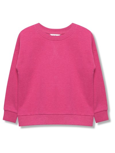 Pink sweatshirt (9mths-5yrs)