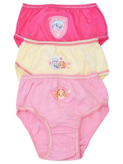 Paw Patrol briefs three pack (1 - 4 yrs)