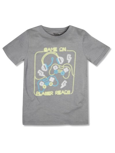 Game on t-shirt (3-12yrs)