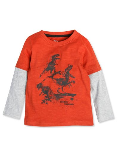 Dinosaur top (3-12yrs)