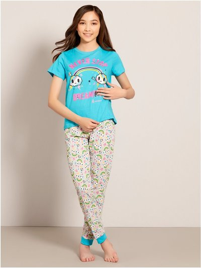 Teen Tokidoki two way sequin pyjamas