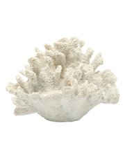 Resin coral ornament
