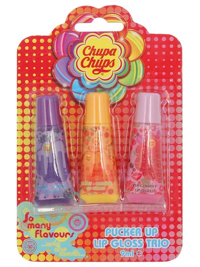 Swizzles Chupa Chups lip gloss three pack