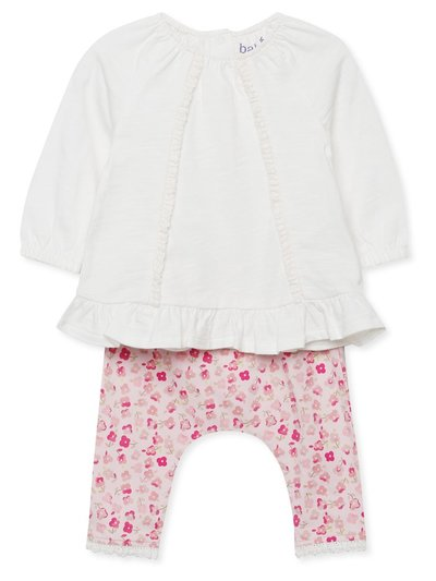 Frill top and leggings set (Newborn-18mths)