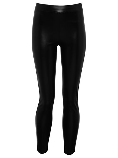 Teen faux leather leggings