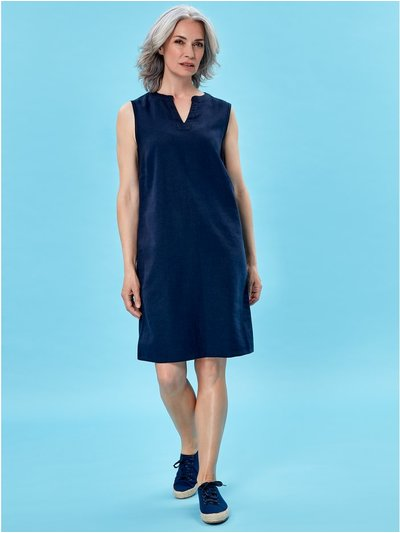 Spirit linen shift dress