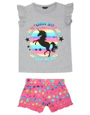 Teens' unicorn star pyjamas